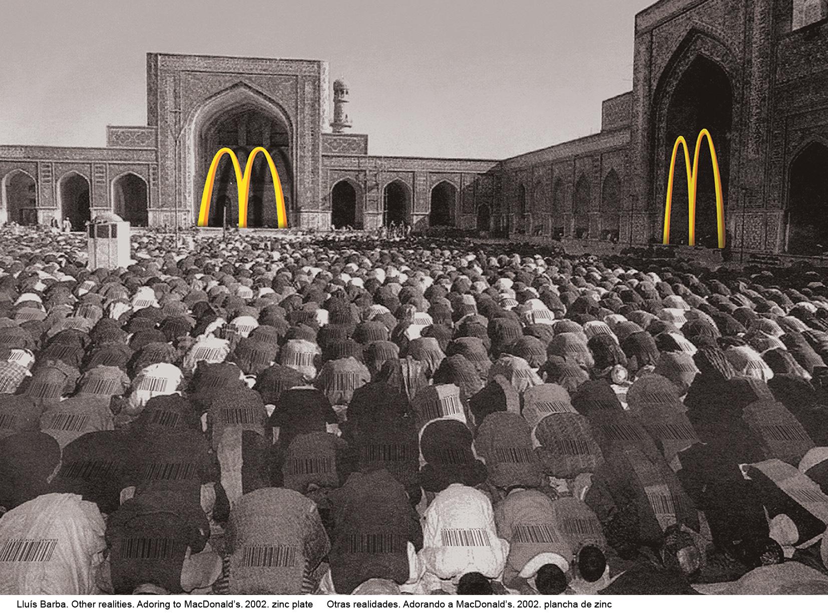 2002 Adorando a McDonalds
