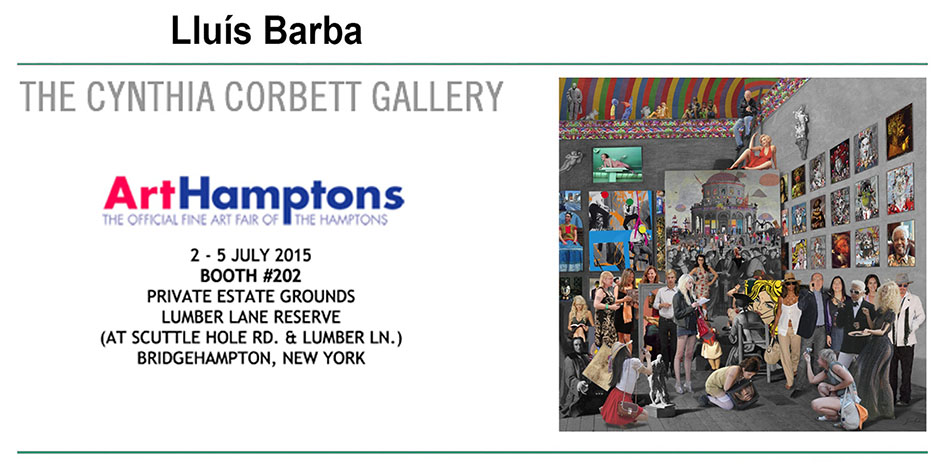 Art Hamptons NY Julio 2015