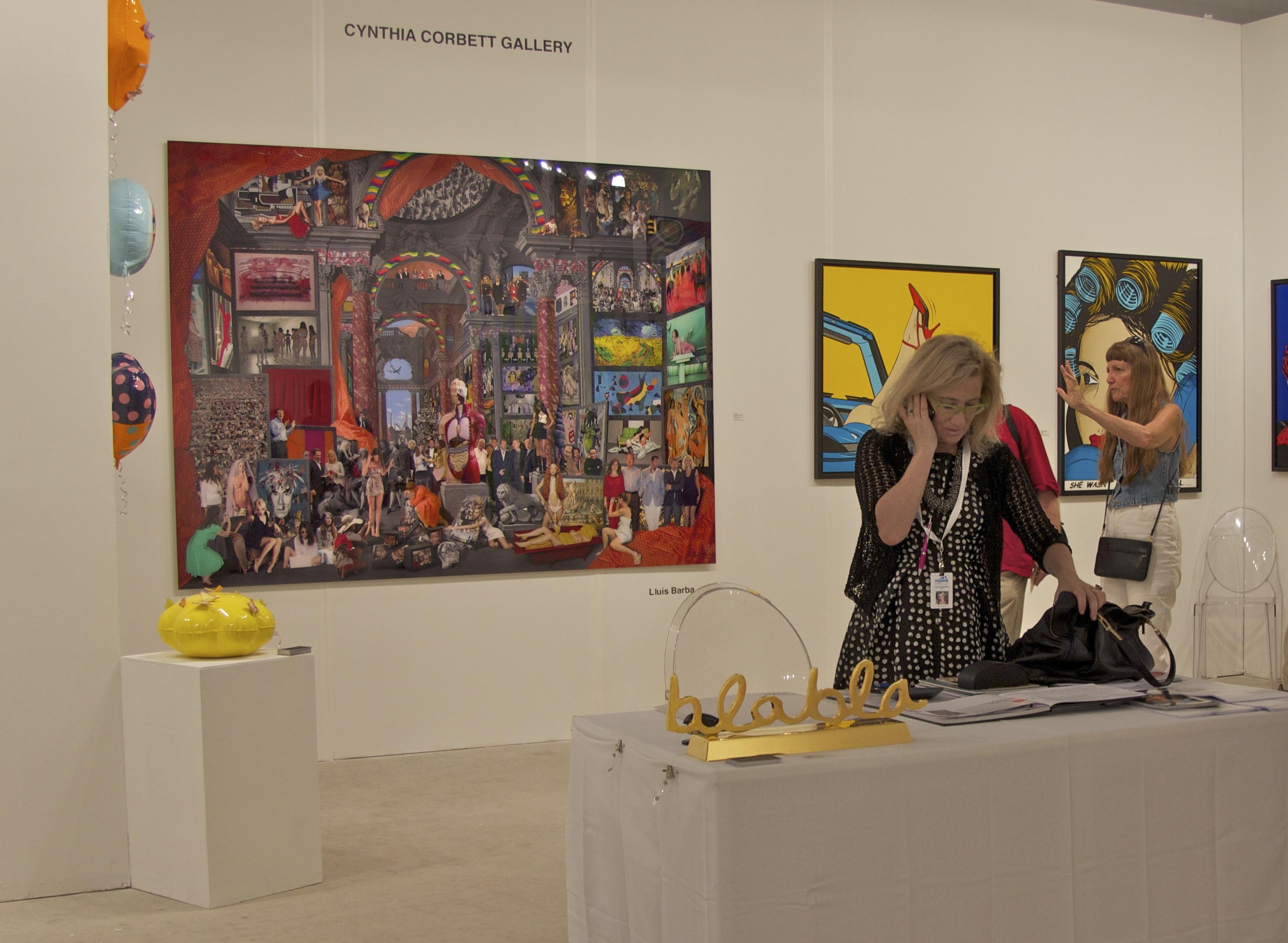 Cynthia Corbett Art Miami